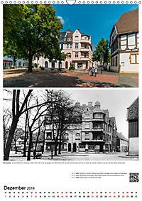Bielefelder Fotomotive heute und damals mit historischen Ereignissen (Wandkalender 2019 DIN A3 hoch) - Produktdetailbild 12