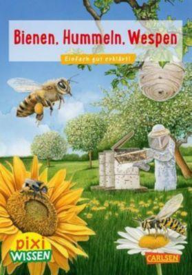Bienen, Hummeln, Wespen, Bärbel Oftring