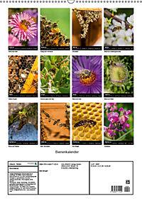 Bienenkalender (Wandkalender 2019 DIN A2 hoch) - Produktdetailbild 1