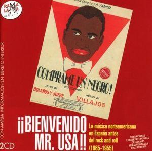 ¡¡Bienvenido Mr.Usa!!, Diverse Interpreten