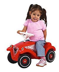 BIG - Bobby Car Classic, rot, Rutschauto - Produktdetailbild 3