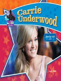 Big Buddy Biographies Set 1: Carrie Underwood, Sarah Tieck