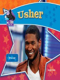 Big Buddy Biographies Set 2: Usher, Sarah Tieck