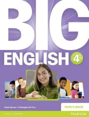 Big English 4 Pupils Book stand alone, Mario Herrera, Christopher Sol Cruz