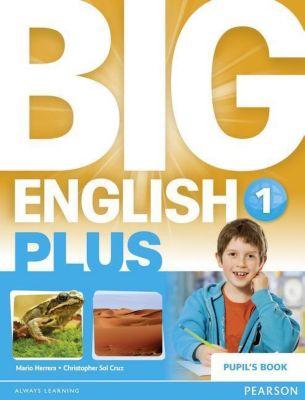 Big English Plus 1 Pupil's Book, Mario Herrera, Christopher Sol Cruz