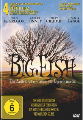 Big Fish, Daniel Wallace