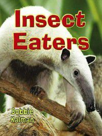 Big Science Ideas: Insect Eaters, Bobbie Kalman