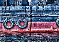 Big ships of the port (Wall Calendar 2019 DIN A4 Landscape) - Produktdetailbild 4