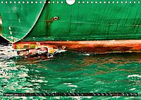 Big ships of the port (Wall Calendar 2019 DIN A4 Landscape) - Produktdetailbild 2