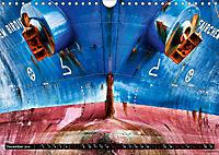 Big ships of the port (Wall Calendar 2019 DIN A4 Landscape) - Produktdetailbild 12