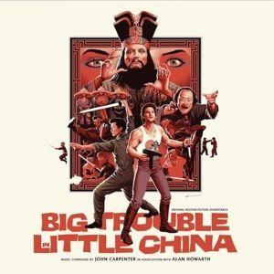 Big Trouble In Little China (Vinyl), Ost, John Carpenter