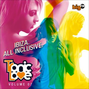 Bigfm Tronic Love Vol.7, Diverse Interpreten