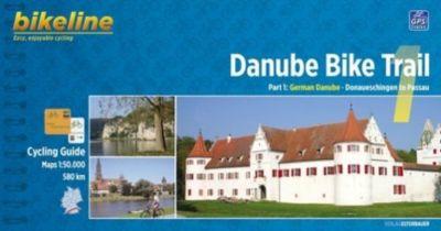 Bikeline Cycling Guide Danube Bike Trail