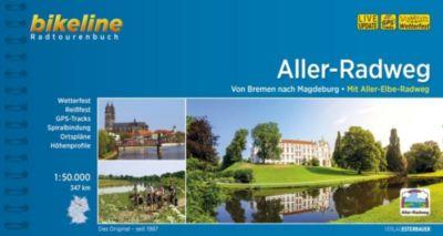 Bikeline Radtourenbuch Aller-Radweg