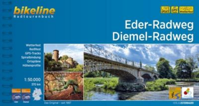 Bikeline Radtourenbuch Eder-Radweg / Diemel-Radweg -  pdf epub