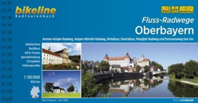 Bikeline Radtourenbuch Fluss-Radwege Oberbayern -  pdf epub