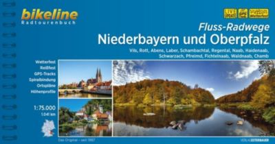 Bikeline Radtourenbuch Flussradwege Niederbayern und Oberpfalz