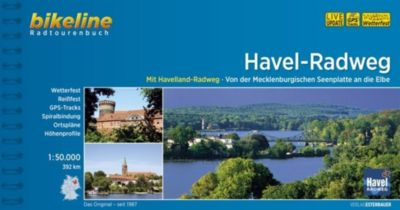 Bikeline Radtourenbuch Havel-Radweg