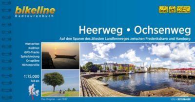 Bikeline Radtourenbuch Heerweg Ochsenweg