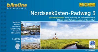 Bikeline Radtourenbuch Nordseeküsten-Radweg