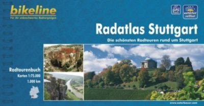 Bikeline Radtourenbuch Radatlas Stuttgart