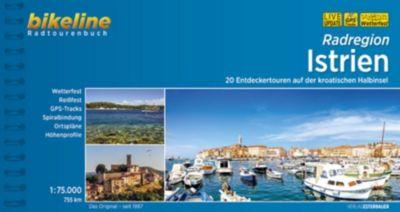Bikeline Radtourenbuch Radregion Istrien -  pdf epub