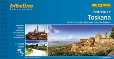 Bikeline Radtourenbuch Radregion Toskana