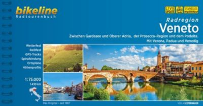 Bikeline Radtourenbuch Radregion Veneto -  pdf epub