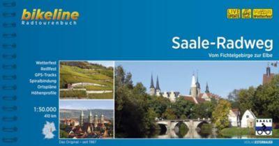 Bikeline Radtourenbuch Saale-Radweg