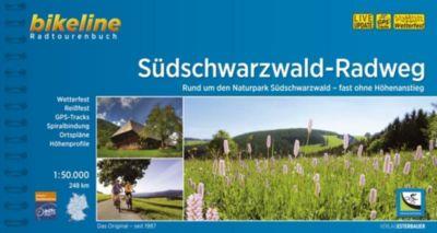 Bikeline Radtourenbuch Südschwarzwald-Radweg