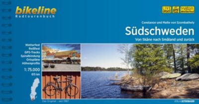 Bikeline Radtourenbuch Südschweden