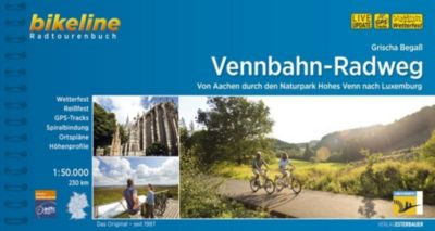 Bikeline Radtourenbuch Vennbahn-Radweg -  pdf epub