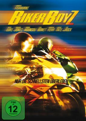 Biker Boyz, Lisa Bonet, Laurence Fishburne, Djimon Hounsou
