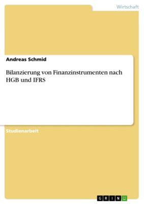 Bilanzierung von Finanzinstrumenten nach HGB und IFRS, Andreas Schmid