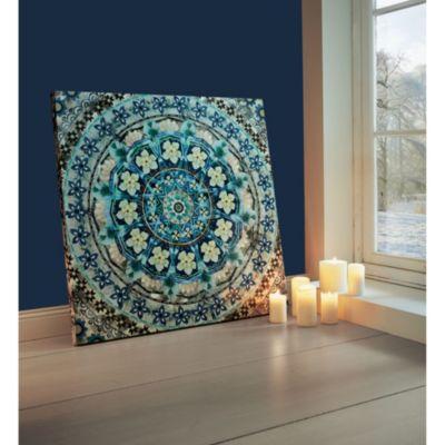 Bild Blue Mandala