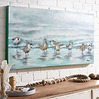 Bild Seevögel 50 x 100 cm - Produktdetailbild 3