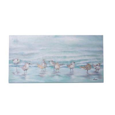 Bild Seevögel 50 x 100 cm