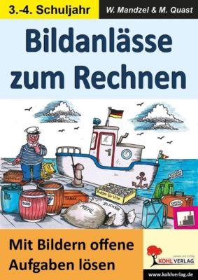 Bildanlässe zum Rechnen, Waldemar Mandzel, Jürgen Tille-Koch