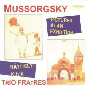 Bilder Einer Ausstellung Auf 3 Akkordeons, Trio Fratres