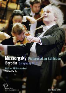 Bilder Einer Ausstellung/Sinfonie 2, Simon Rattle, Bp