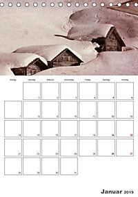 Bilder vergangener Jahre - Südtirol damals (Tischkalender 2019 DIN A5 hoch) - Produktdetailbild 1