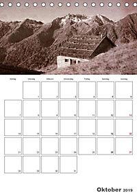 Bilder vergangener Jahre - Südtirol damals (Tischkalender 2019 DIN A5 hoch) - Produktdetailbild 10