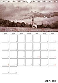 Bilder vergangener Jahre - Südtirol damals (Wandkalender 2019 DIN A4 hoch) - Produktdetailbild 4