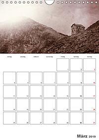 Bilder vergangener Jahre - Südtirol damals (Wandkalender 2019 DIN A4 hoch) - Produktdetailbild 3