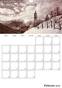 Bilder vergangener Jahre - Südtirol damals (Wandkalender 2019 DIN A4 hoch) - Produktdetailbild 2