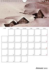 Bilder vergangener Jahre - Südtirol damals (Wandkalender 2019 DIN A4 hoch) - Produktdetailbild 1