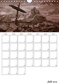 Bilder vergangener Jahre - Südtirol damals (Wandkalender 2019 DIN A4 hoch) - Produktdetailbild 7