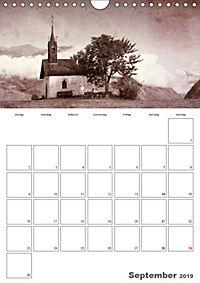 Bilder vergangener Jahre - Südtirol damals (Wandkalender 2019 DIN A4 hoch) - Produktdetailbild 9