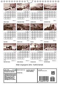 Bilder vergangener Jahre - Südtirol damals (Wandkalender 2019 DIN A4 hoch) - Produktdetailbild 13