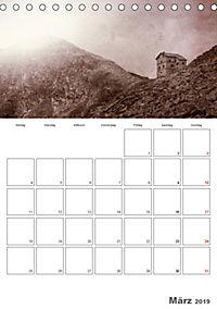 Bilder vergangener Jahre - Südtirol damals (Tischkalender 2019 DIN A5 hoch) - Produktdetailbild 3